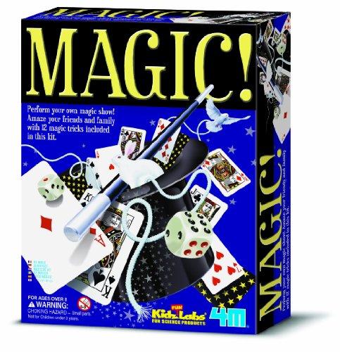 4M 663215 - Apprendista mago, Gioco di magia