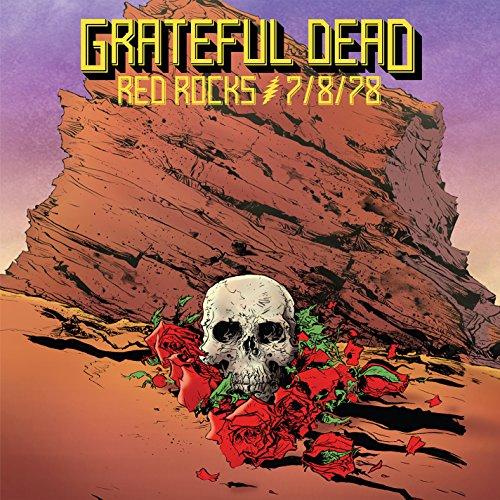 Red Rocks Amphitheatre, Morrison, CO (7 8 78) (3CD)