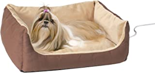 K&H PET PRODUCTS Thermo-Pet Cuddle Cushion Heated Pet Bed