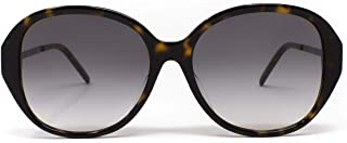 Luxury Fashion   Saint Laurent Womens SLM48SBK004 Brown Sunglasses   Fall Winter 19