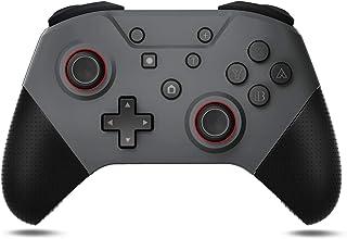 Switch Pro コントローラー Chayoo スイッチ プロコン 無線 Bluetooth接続 NFC機能搭載 Amiibo対応 加速度センサー 4段階HD振動調整 ジャイロセンサー TURBO連射機能 高耐久ボタン ニンテンドースイッチ...