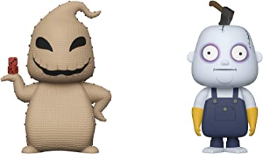 Funko Vynl: Nightmare Before Christmas - Oogie Boogie and Behemoth Collectible Figure, Multicolor