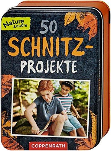 50 Schnitz-Projekte