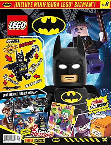 Lego Minifigures  marca Lego Revistas