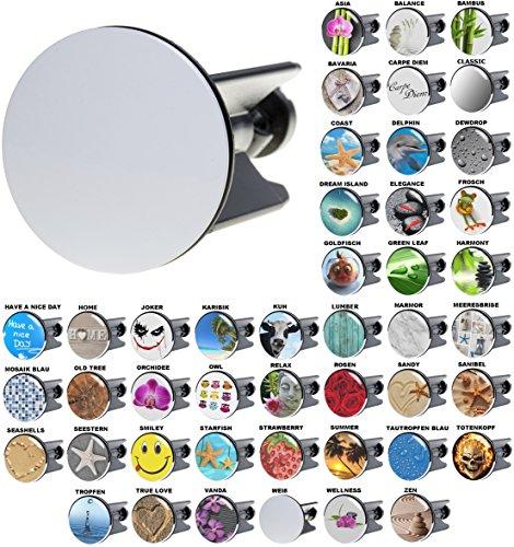 Waschbeckenstöpsel Weiß, viele schöne Waschbeckenstöpsel zur Auswahl, hochwertige Qualität ✶✶✶✶✶