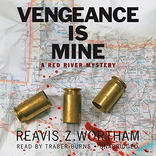 Vengeance Is Mine audiobook cover art