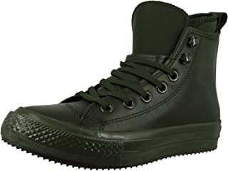 Men's CT All Star Hi WP Leather Boots, Green