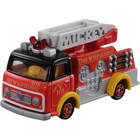 トミカ ディズニーモータース DM-17 ファイヤートラック ミッキーマウス(仮)