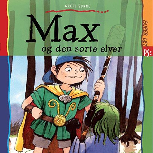 Couverture de Max og den sorte elver