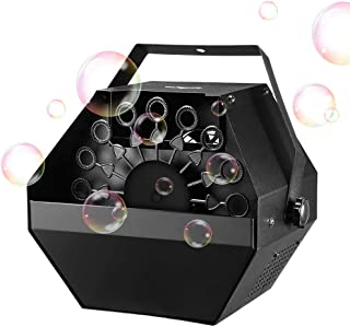 Theefun Professional Automatic Bubble Machine with High Output, Automatic Blowing Mechanism for Outdoor or Indoor Use