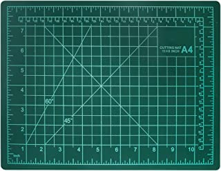 WIWAPLEX PVC Cutting Mat, Professional Self Healing Cutting Mat, Durable Non-Slip Cutting Mat, Double Sided - Inches and Centimeters, 9