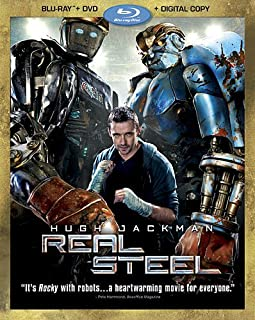 real steel 3d