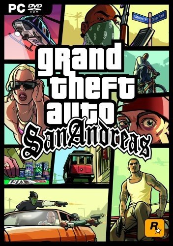 MSL Grand Theft Auto: San Andreas