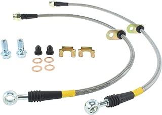 StopTech (950.44034) Brake Line Kit, Stainless Steel