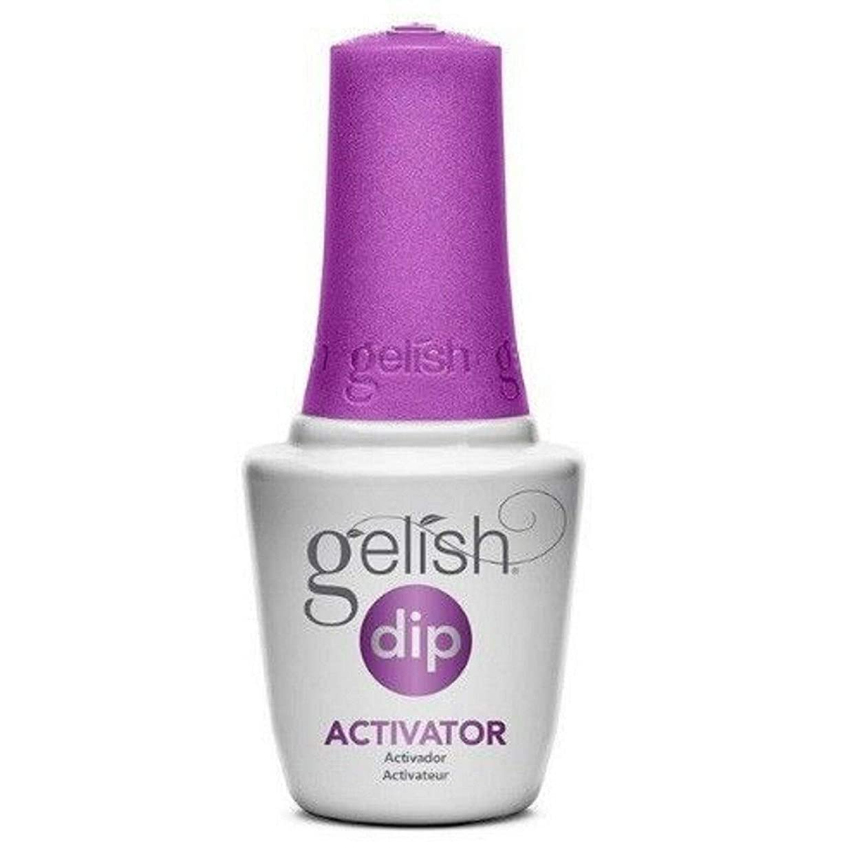 先祖世論調査ボールHarmony Gelish - Dip Powder Treatments - Step 3: Activator - 0.5oz/15ml