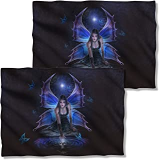 Trevco Anne Stokes Immortal Flight Fairies Call of the Beloved Pillow Case