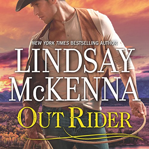 Out Rider audiobook cover art