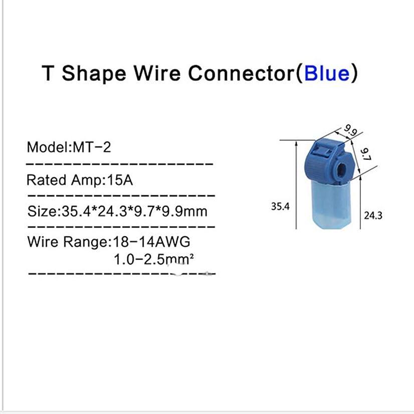 請求可能ソフィー欠かせないElectric Wire Cable Connectors Quick Splice