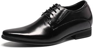 CHAMARIPA(JP) シークレットシューズメンズ革靴本革シークレットシューズ 8cm UP身長アップシューズシークレットビジネスシューズ底上げ靴