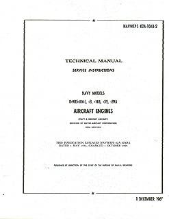 Pratt & Whitney R-985 AN-14B Aircraft Engine Service Manual