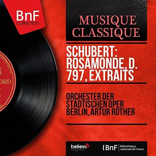 Orchester der Städtischen Oper Berlin, Artur Rother