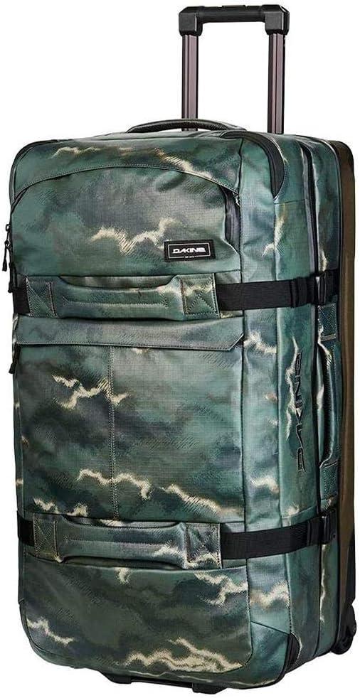 Dakine Unisex-Adult Split Softside 2-Wheel Upright Expandable Roller Bag Wheeled Travel Bags