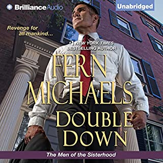 Double Down audiobook cover art