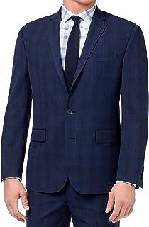 Mens Plaid Suit Separate Jacket
