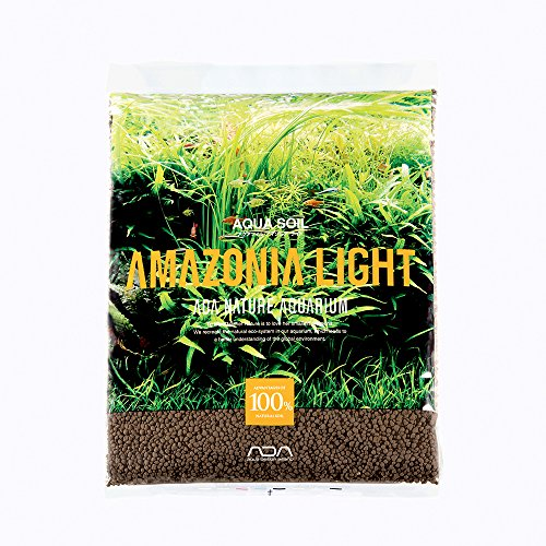 ADA Aqua Soil Amazonia Light (3 Liter/Approx 7 Lbs) Normal Type