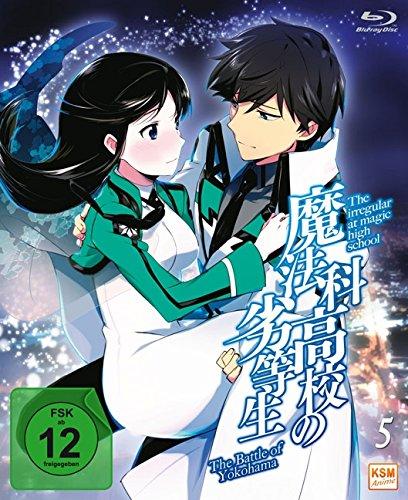 The Irregular at Magic High School Vol.5 - Yokohama Disturbance (Ep. 23-26) [Blu-ray]