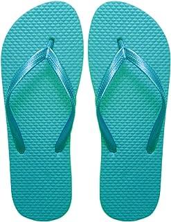 SUGAR ISLAND® Dames Filles Hommes été Plage Flip Flop Tongs Piscine Chaussures