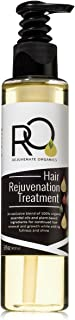 Rejuvenate Organics - Hair Rejuvenation Treatment - Hair Oils for Hair Loss - Hair Growth - Dry Damaged Hair - Graying Hair - Facial Hair