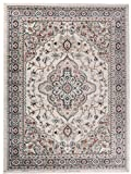 Carpeto Rugs Tapis Salon Beige 200 x 300 cm Oriental/Ayla Collection