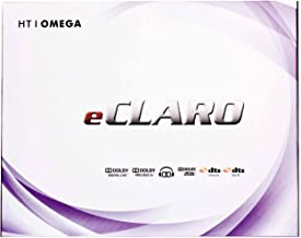 HT OMEGA eCLARO 7.1 Channel PCI Express Sound Card