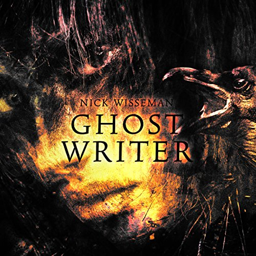 Ghost Writer: A Short Story audiobook cover art