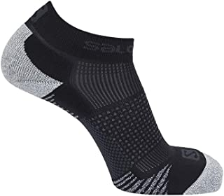 [サロモン] ソックス 靴下 (ショート丈) SPEEDCROSS 2-PACK (2足セット) (スピードクロス 2 パック) White/Meadowbrook S