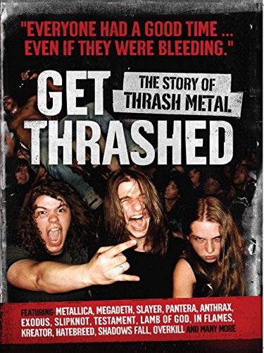 Get Thrashed!: The Story of Thra...
