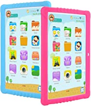 SANNUO Kids Tablet 10.1 inch, GMS-Certified Android 9.0,Kids -Mode,2GB RAM,2.0+5.0MP Dual Camera,IPS1280x800 Screen,3G,GPS,Google Play with Learning App for Children.