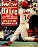 Pete Rose on Hitting 0399511644 Book Cover