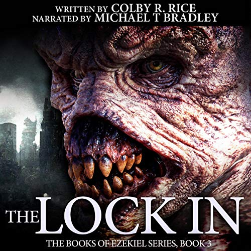 The Lock In audiobook cover art