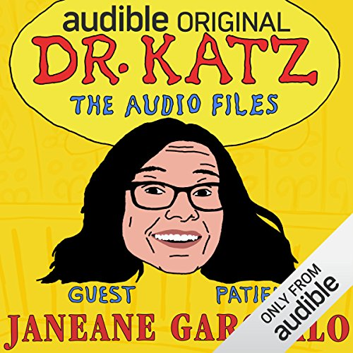 Ep: 12: Janeane Garofalo (Dr. Katz: The Audio Files) audiobook cover art