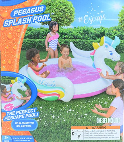 BANZAI Pegasus Splash Pool