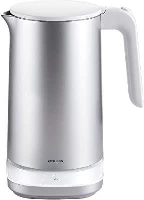 ZWILLING Enfinigy Cool Touch Kettle Pro - Silver