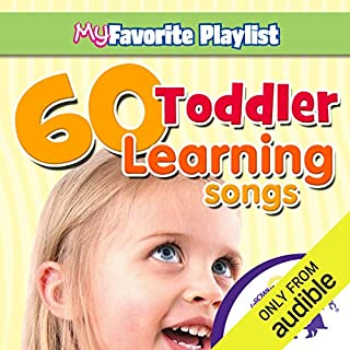 60 Toddler Learning Songs                   By:                                                                                                                                 Kim Mitzo Thompson,                                                                                        Karen Mitzo Hilderbrand,                                                                                        Twin Sisters                               Narrated by:                                                                                                                                 Twin Sisters                      Length: 1 hr and 46 mins     48 ratings     Overall 4.1