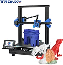 Aibecy TRONXY XY-2 Pro 3D Printer Kit Fast Assembly 255x255x260mm Build Volume Support Auto Leveling Resume Print Filament Run Out Detection with 8G TF Card & PLA Sample Filament 250g