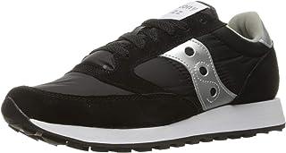 (サッカニー) SAUCONY 靴?シューズ レディーススニーカー Saucony Originals Jazz Original Black/Silver (US 9.5 (26cm), ブラック/シルバー)