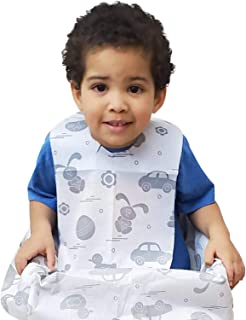Restaurant highchair Baby Chair Covers with Disposable bib and Place mats Durable impervious Single-Wrapped 10 Pack by Oop...
