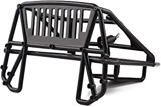INJORA RC Cherokee Body Cab & Back-Half Cage for 1/10 RC Crawler Traxxas TRX4 Axial SCX10 90046 (Cage)