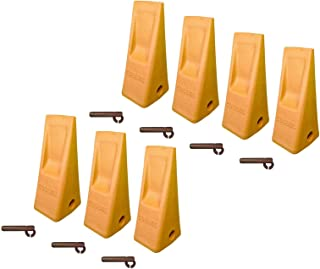 Caterpillar Style Bucket Teeth with pins & retainers - Set of 7-1U3302 - J300