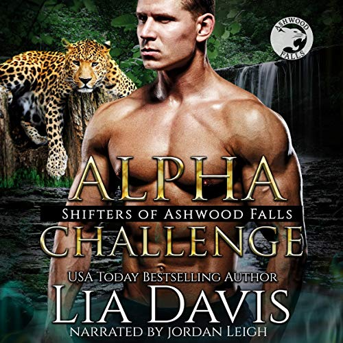 Alpha Challenge audiobook cover art